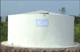 Ferro-cement water tank