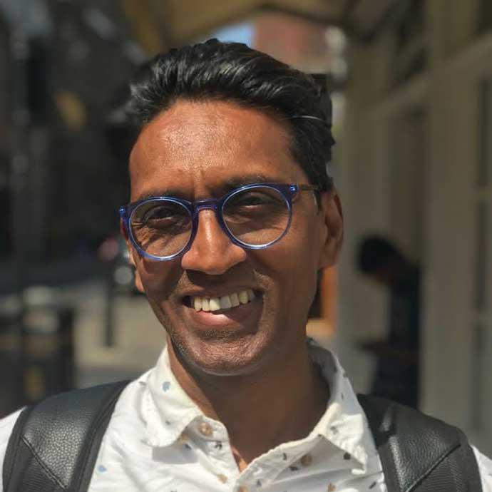 Prian Naidoo, Lead Trainer at Lifeworks Global
